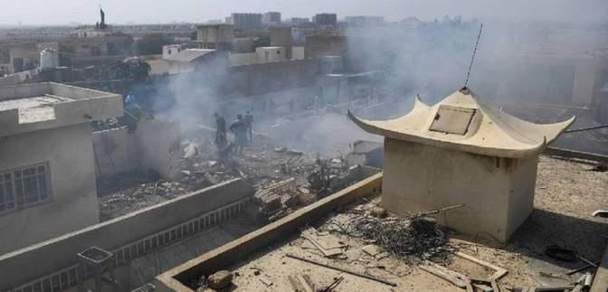 Катастрофа літака у Пакистані: знайшли тіла усіх загиблих