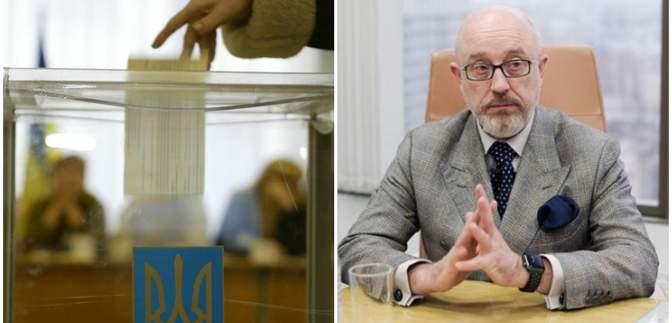 Вивести війська повинні в серпні, – Резніков про ймовірність виборів на Донбасі