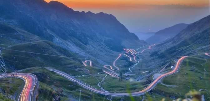 Самые красивые дороги Европы: 6 впечатляющих фото