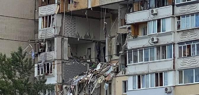 Взрыв на Позняках в Киеве: полиция пришла с обысками в газораспределительную компанию