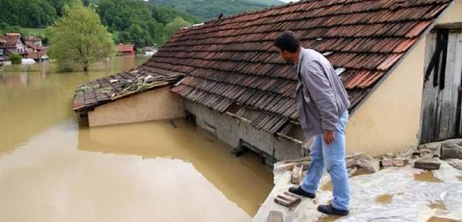 Потоп в Сербии: в 7 муниципалитетах объявили чрезвычайное положение