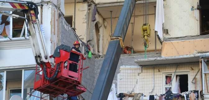 Жертвами вибуху будинку на Позняках є працівники Укрзалізниці