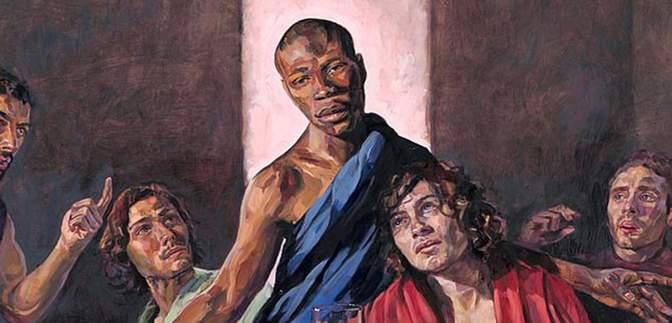 """""""Тайная вечеря"""" с темнокожим Христом: в британском соборе появится особая картина"""
