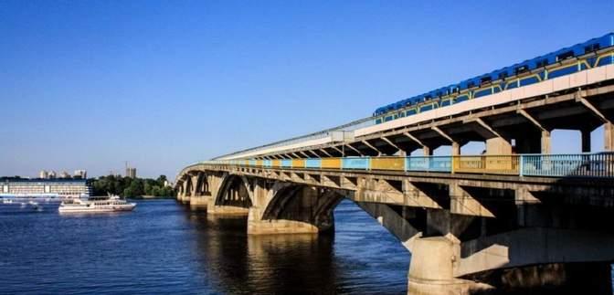 Кличку пропонують перейменувати міст Метро на міст Авакова: текст петиції