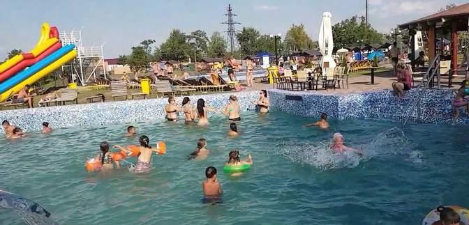 Где поплавать на Закарпатье: подборка зон отдыха