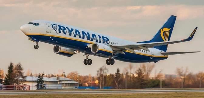 Первый рейс из Италии в Украину: какие направления открывает Ryanair