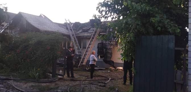 Поджог дома Шабунина: кому перешел дорогу активист