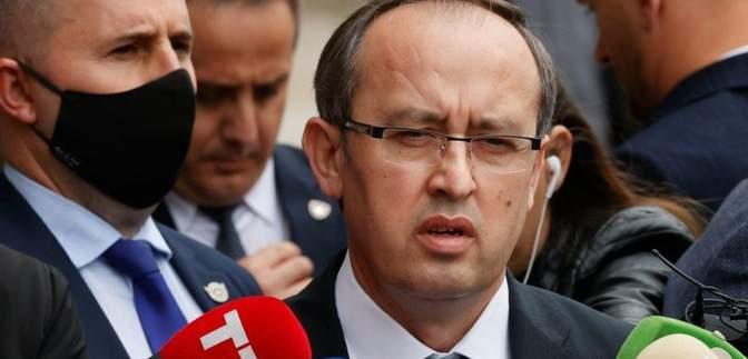 Глава правительства Косово Авдулла Хоти заразился коронавирусом