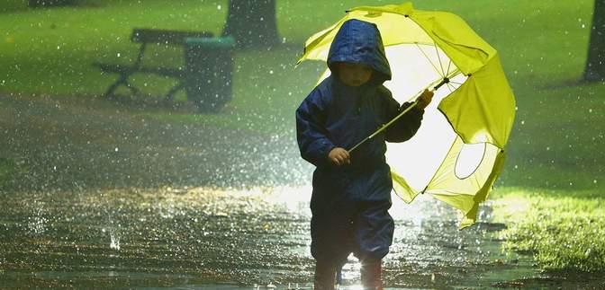 Возможны ливни и оползни: на Закарпатье объявили штормовое предупреждение