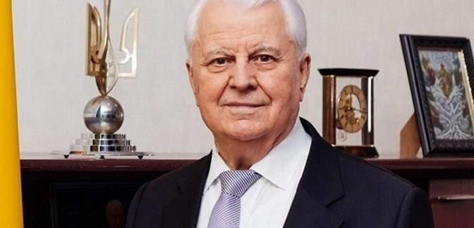 Кравчук висловився щодо особливого статусу Донбасу й розведення сил