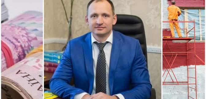 Заместитель Ермака Татаров заработал почти 5 миллионов гривен в 2019, а его жена – чуть больше