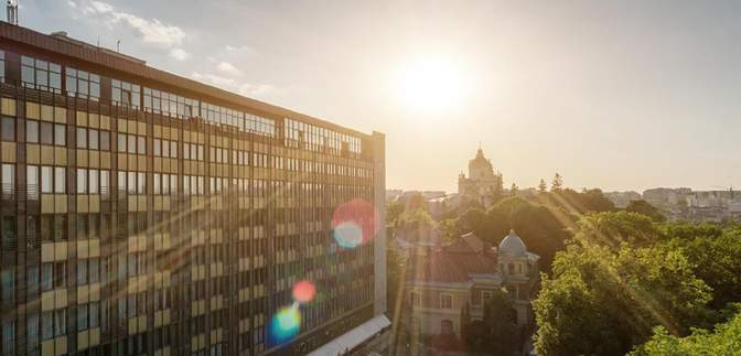 Антимонопольний комітет дозволив росіянину купити один з найбільших готелів Львова