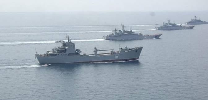 МЗС України висловило ноту протесту РФ через навчання їх військових у Чорному морі