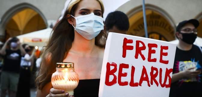 Чотири держави готові стати посередниками для вирішення конфлікту у Білорусі