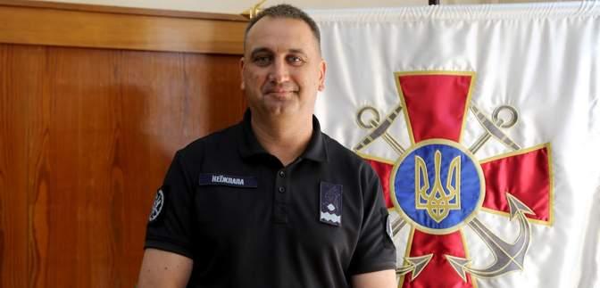 У командувача ВМС Олексія Неїжпапи – коронавірус, – ЗМІ