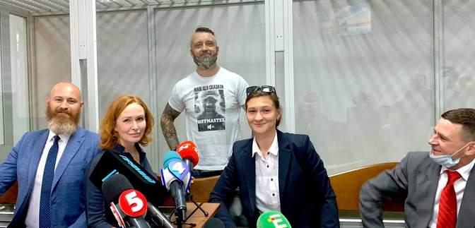 Дело Шеремета: Антоненко снова оставили под стражей