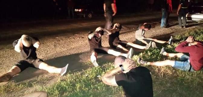 Кривава стрілянина під Харковом: нападників знайшли і затримали – фото, відео