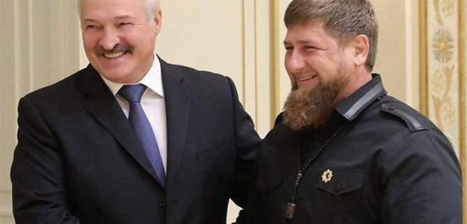 Кадиров заступився за Лукашенка: Прошу народ Білорусі підтримати свого президента