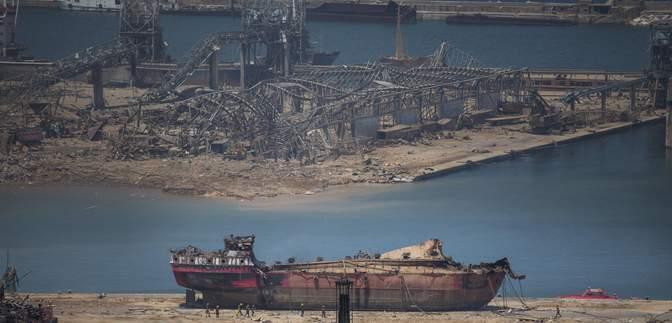 Через місяць після вибухів: у порту Бейрута знайшли 4 тонни небезпечних речовин – фото