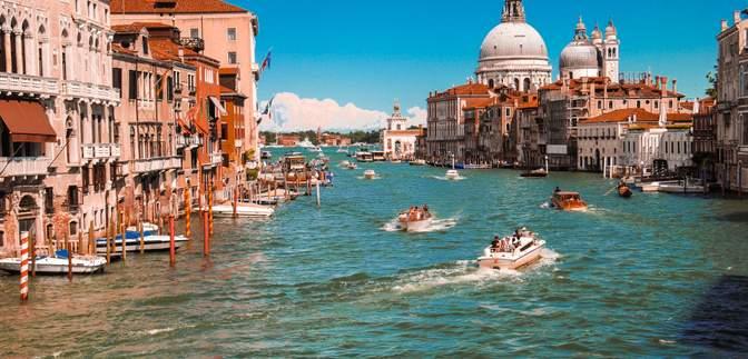 Венеция не исчезнет: создадут цифровую копию города на случай, если он уйдет под воду