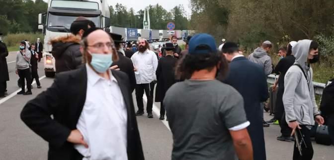 Ситуація з хасидами: у Зеленського закликали Білорусь не створювати напругу на кордоні
