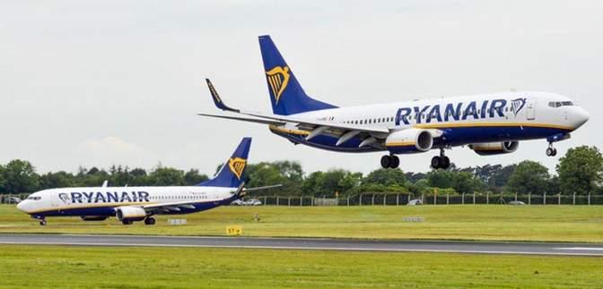 Ryanair у жовтні скоротить значну частину рейсів: причина