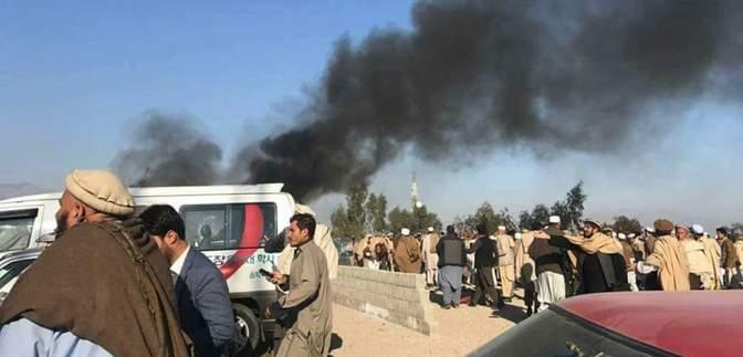 Из-за авиаударов в Афганистане погибли десятки мирных людей: фото, видео