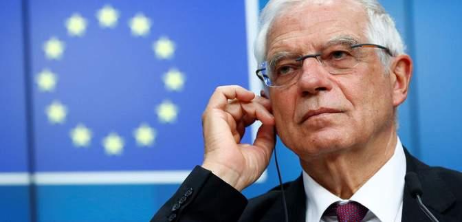Головний дипломат ЄС вперше відвідав Україну: політолог сказав, чому це важливо