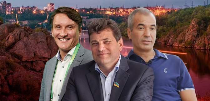 Кто баллотируется в мэры Запорожья: список кандидатов