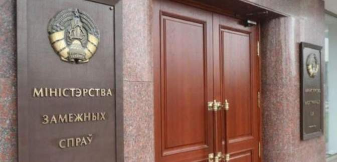 """Білорусь введе """"симетричні"""" санкції проти Латвії, Литви та Естонії"""