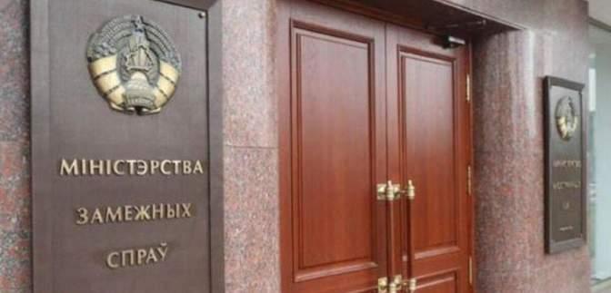"""Беларусь введет """"симметричные"""" санкции против Латвии, Литвы и Эстонии"""
