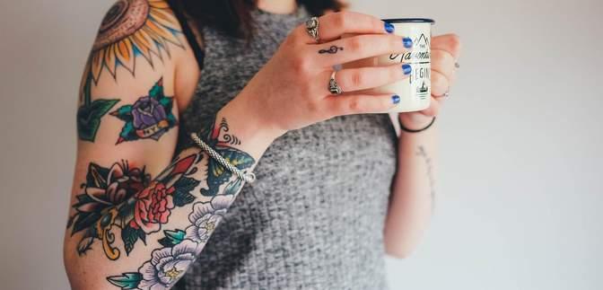 Татуювання порушує терморегуляцію організму: дослідження
