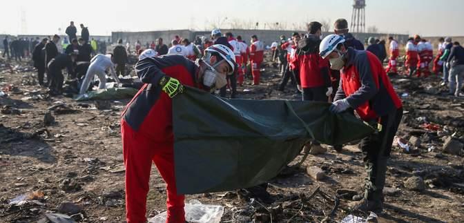 Катастрофа МАУ в Иране: Канада формирует собственную судебно-медицинскую группу