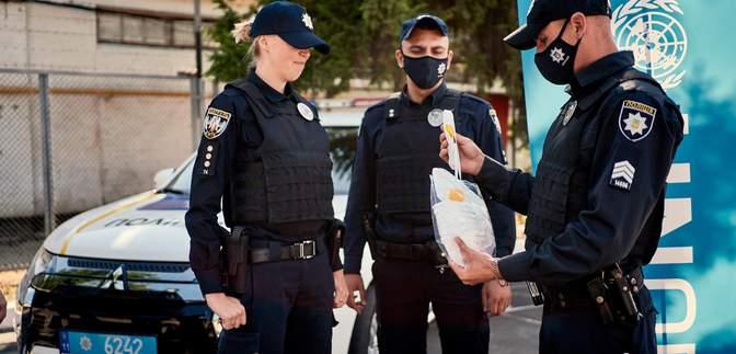 Коронавірус у поліції: скільки провоохоронців захворіли на COVID-19