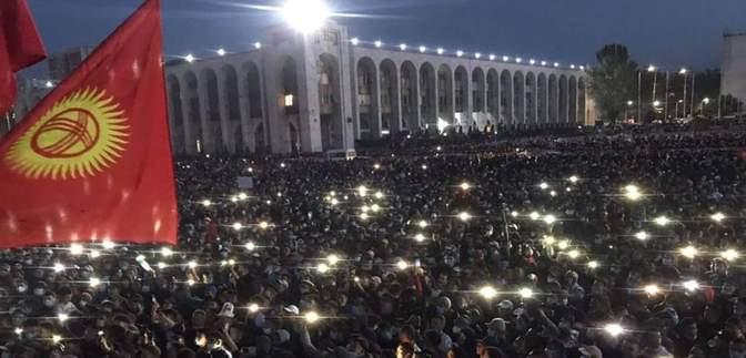 Протесты в Кыргызстане: число пострадавших приближается к тысяче
