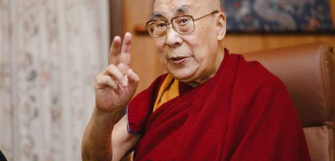 Далай-лама впервые пообщается с украинцами в прямом эфире: что известно об этом событии