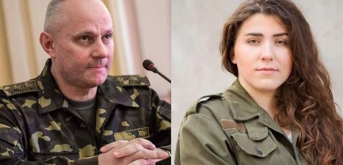 Командующий ВСУ Хомчак женился на новой главе Черниговской ОГА Коваленко