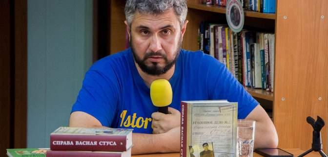 Попри перемогу Медведчука в суді: невдовзі з'явиться новий наклад книги Кіпіані про Стуса