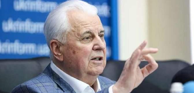 Кравчук розказав, якою бачить амністію на Донбасі та порівняв її з декомунізацією