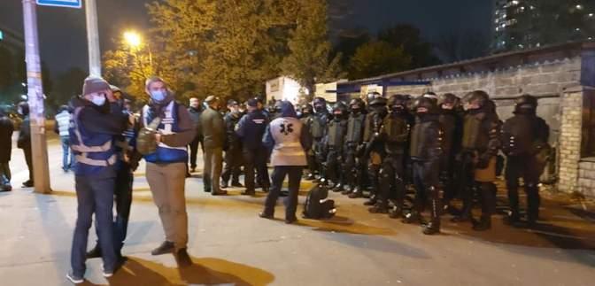 Поліція відкрила провадження через блокування виїзду Антоненка до СІЗО
