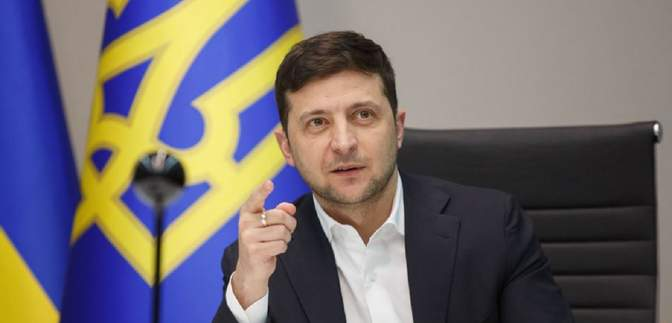 Зеленский прокомментировал слова Шмыгаля об отсутствии пенсий через 15 лет