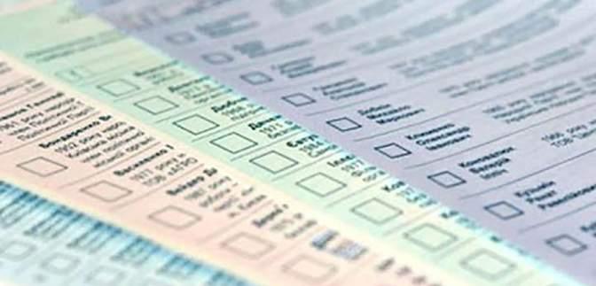 В Запорожье украли бюллетени со стола члена избирательной комиссии