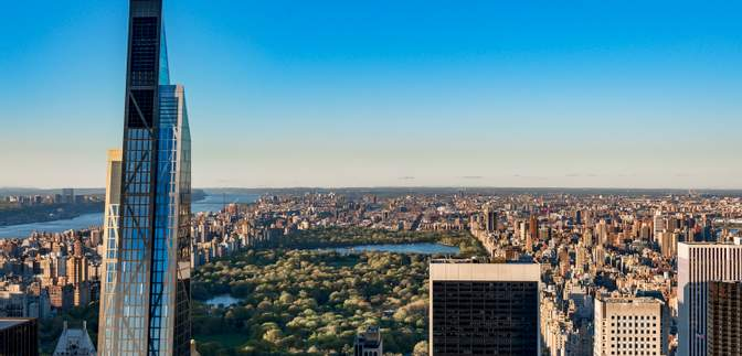 """Новий """"мурашник"""": в центрі Нью-Йорка побудували сучасний житловий хмарочос – неймовірні фото"""
