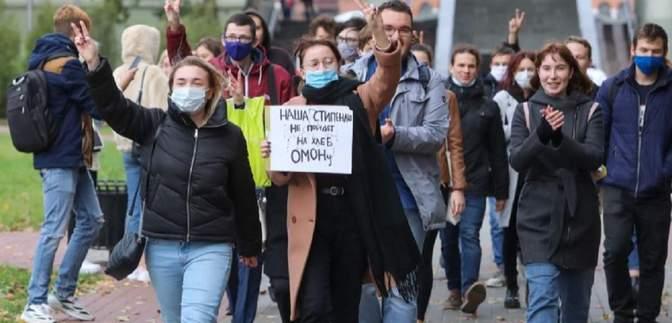 Лукашенко наказав виганяти студентів-протестувальників з вишів: скількох вже відрахували