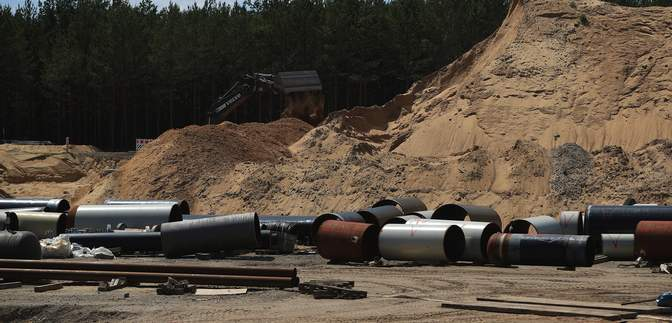 Транзит российского газа через Украину упал почти на 40%, – Макогон