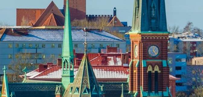 У шведському Гетеборзі у школах вивчатимуть українську мову