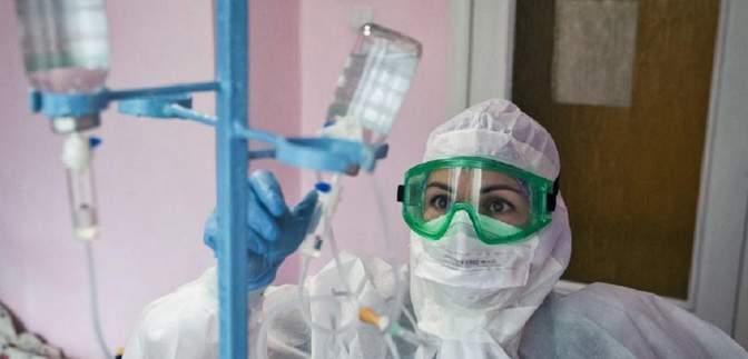 В аннексированном Крыму в дальнейшем сложная ситуация с COVID-19: количество больных растет