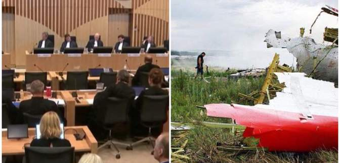 На суде касательно авиакатастрофы MH17 произошла драка