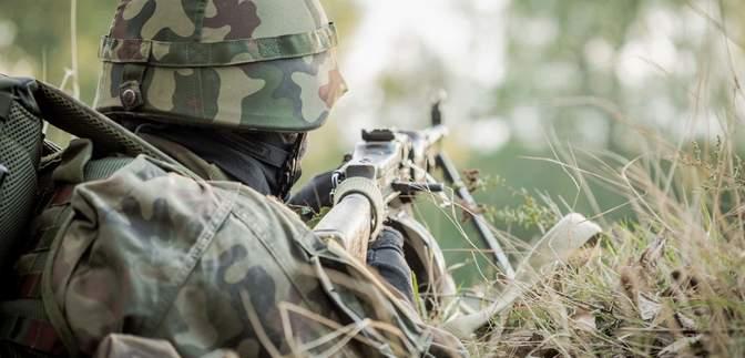 Из гранатомета по украинским позициям: нарушение режима тишины на Донбассе