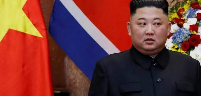 Вперше за майже місяць Кім Чен Ин з'явився на публіці